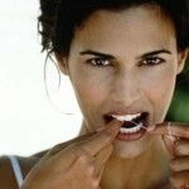 Control dental