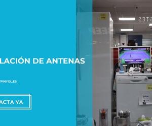 Instalación de antenas TDT en Tarragona | Radio TV Piñol