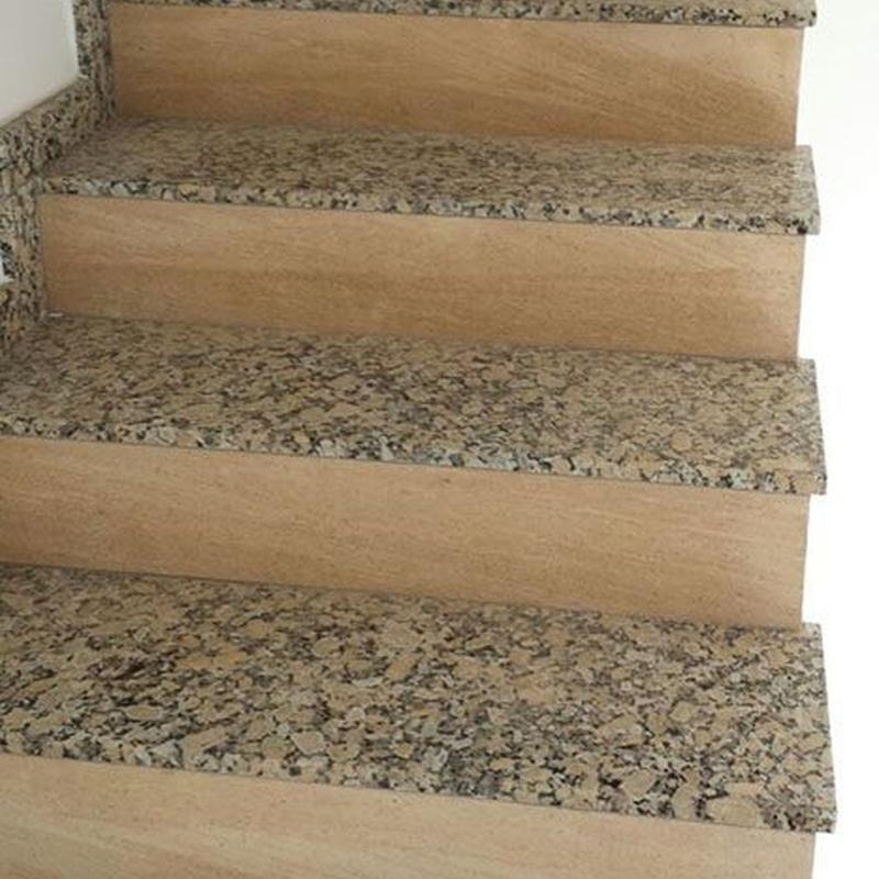 Escaleras y chimeneas: Servicios de Extremeña del Granito