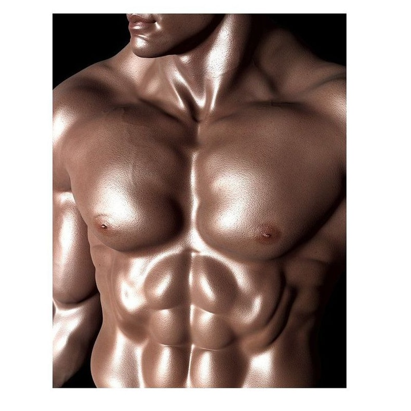 Depilación cera pecho o espalda hombre : Servicios de Centro de Estética Paloma Olivo