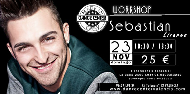WORKSHOP SEBASTIAN LINARES