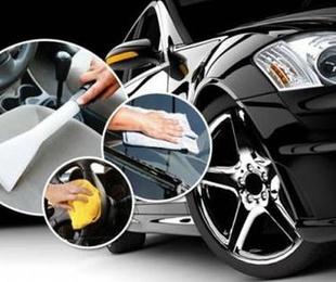 Promoción limpieza de vehículos