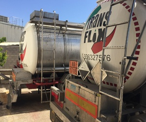 Transporte en cisternas