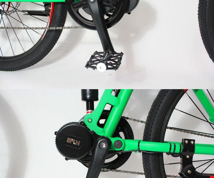 Trasforma tu bicicleta en una Bicicleta Eléctrica con nuestros Kit