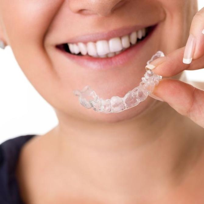 El sistema Invisalign de ortodoncia