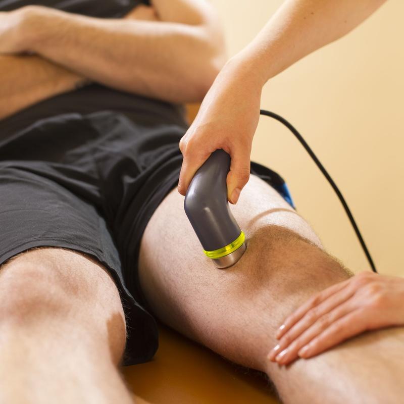 Fisioterapia: Servicios de Farmacia Castelo