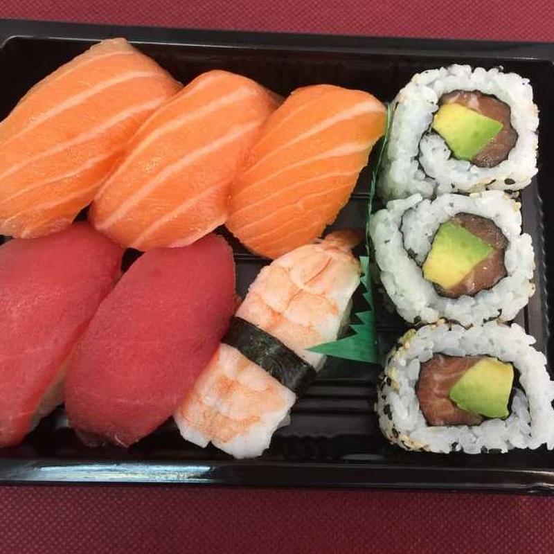 Menú 1: Especialidades y menús de Sushikai Tarraco