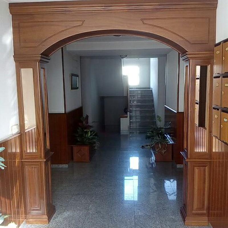Escaleras: Servicios de Muame