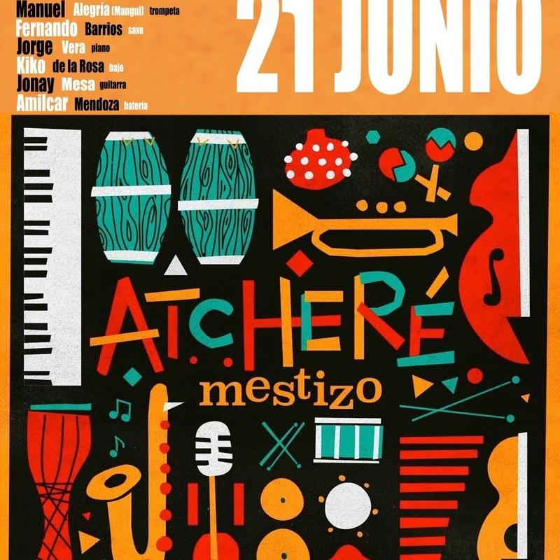Atcheré en Café Teatro Rayuela: Programación de Café Teatro Rayuela
