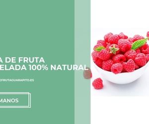 Pulpa de fruta congelada | Guarapito
