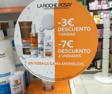 PROTECCIÓN ANTHELIOS LA ROCHE POSAY