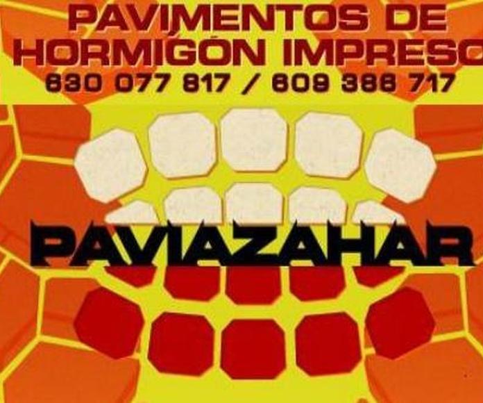 pavimentos impresos Valencia, pavimentos de hormigon impreso Valencia, hormigon pulido Valencia, precios hormigon impreso, ofertas hormigon impreso, paviazahar Valencia