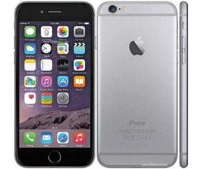 Ultimas 2 unidades de la oferta IPhone 6 Space Gray 64 Gb LIBRE Reacondicionado GRADO B