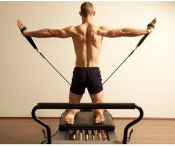 Pilates máquinas : Servicios de Clínica de Fisioterapia y Osteopatía J.J. Bosca
