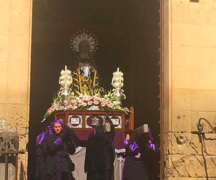 Semana Santa en Montefrio