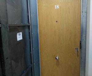 Puertas antiocupas
