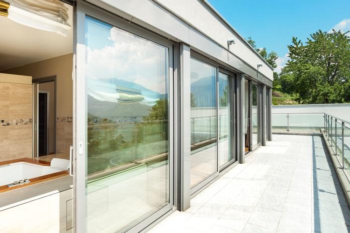 Cerramientos: Productos y servicios de Aluminio y Cristal Aluan