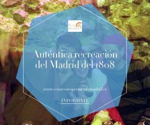 Restaurantes con espectáculo Madrid centro | Rutas con Historia