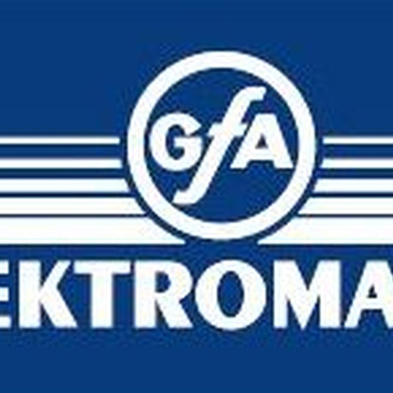 GFA-ELEKTROMATEN: Productos de Veinser Automatismos