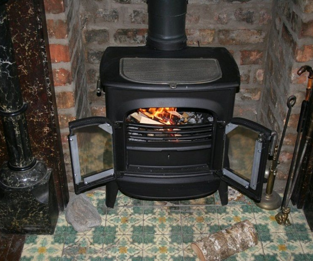 Ventajas de la calefacción con leña