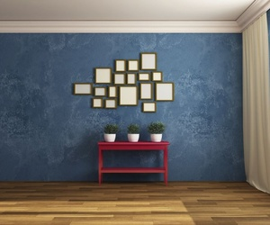 Los colores oscuros en la decoración de la casa