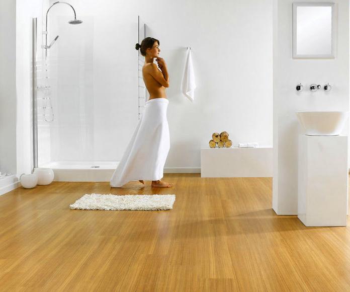 Tarimas de PVC (para baños y cocinas): Catálogo de Jv Car Carpintería