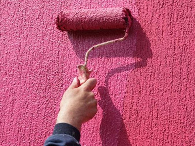Elegir tus herramientas de pintura: el rodillo