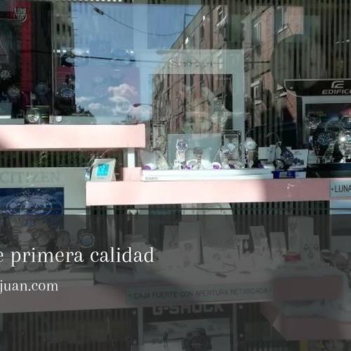 joyería y plateríaen Collado Villalba | Casa Juan