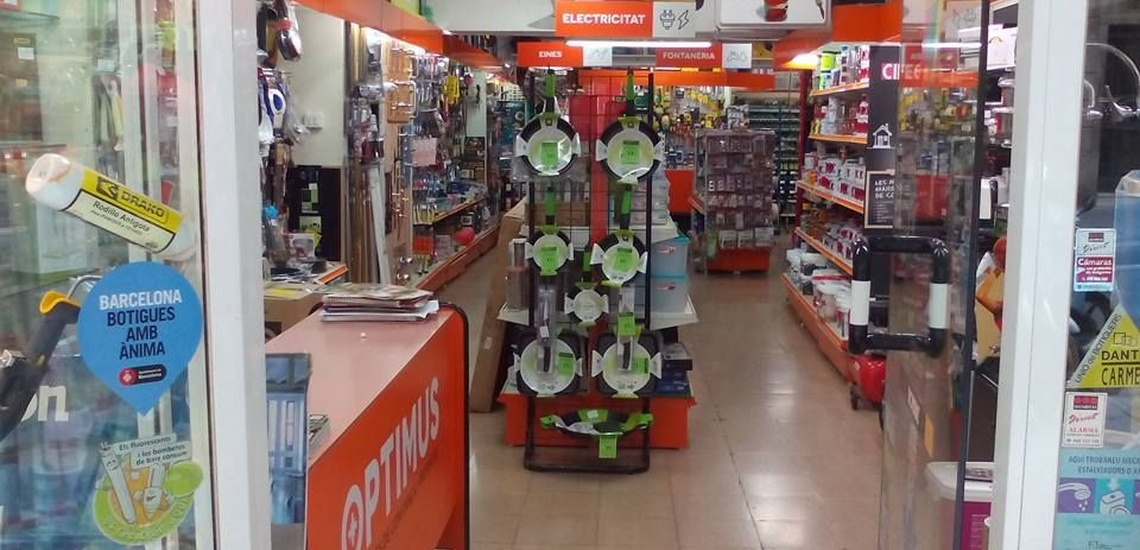 Comprar materiales eléctricos en Horta-Guinardó, Barcelona de distintas marcas