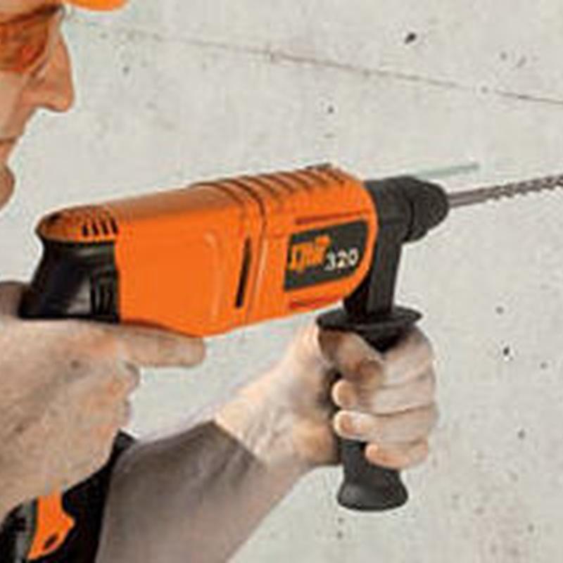 Martillo perforador Spit 320: NUESTROS PRODUCTOS de Placa Depot, S.L.