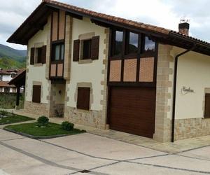 Construcción de viviendas unifamiliares nuevas en Navarra