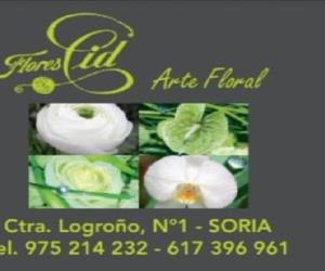 Floristerías en Soria | Flores Cid Arte Floral