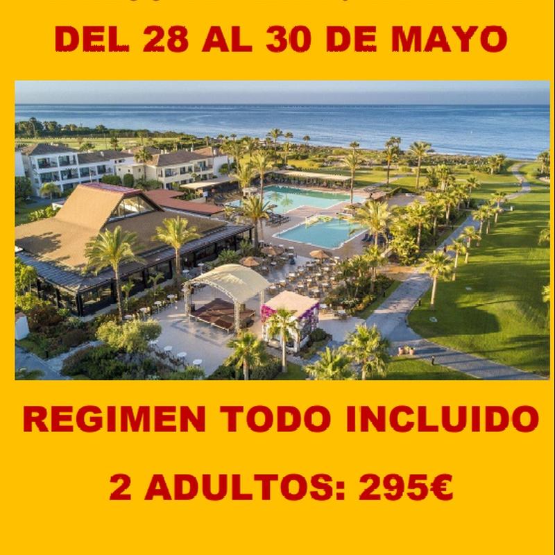 Impressive playa Granada 4*: Ofertas de Viajes Global Sur