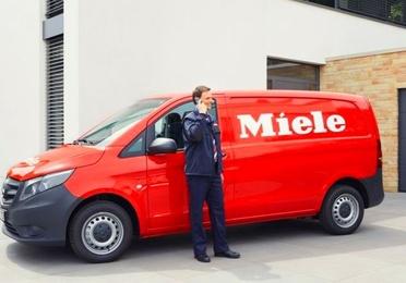 Servicio técnico oficial de Miele