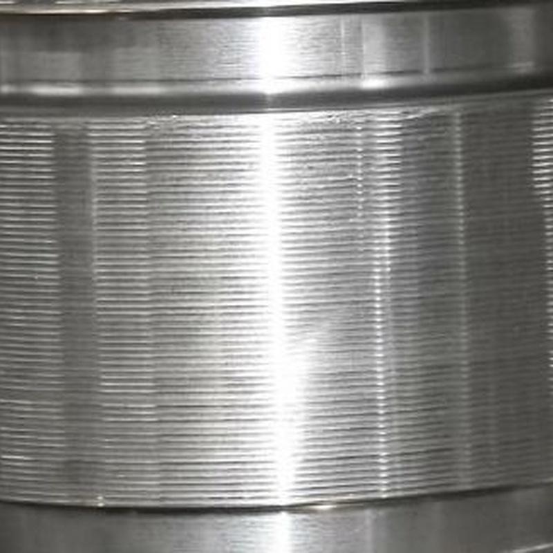Trabajos de acero inoxidable: Catálogo de Oxicor Ochogar