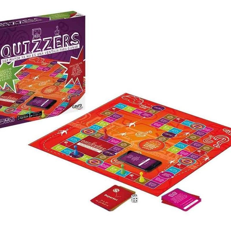 Juego quizzers Cayro