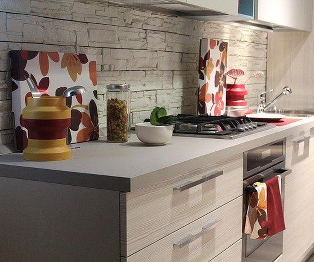 Algunos trucos para dar mayor sensación de amplitud en tu cocina