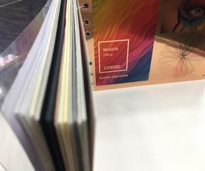 Amplio catálogo de papeles