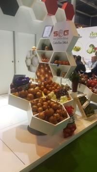 Frutas Paula en FRUIT ATTRACION