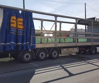 Transporte internacional: Servicios y valor añadido de Ts Eureka, S.L