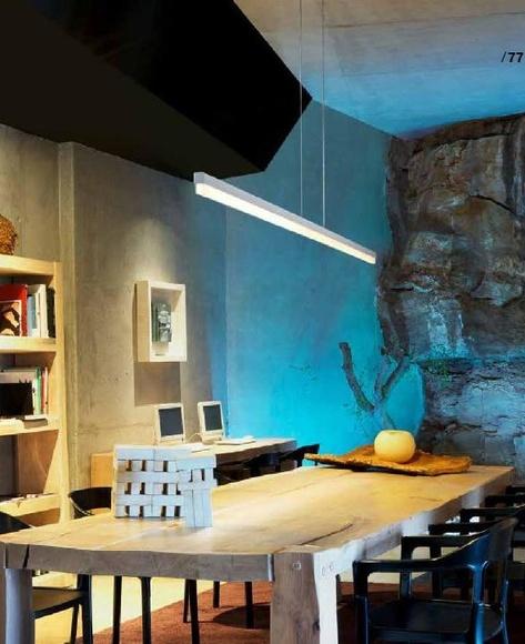 COLGANTE MINIMALISTA LED: PRODUCTOS de El Búho | Iluminación en Barcelona