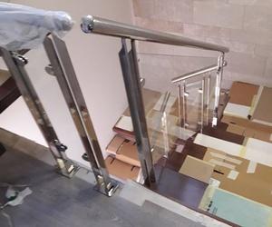 Cristalería para escaleras
