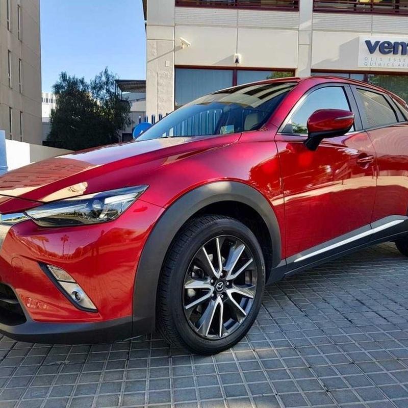 Mazda CX-3 2.0 Luxury 4X4 AUT 150CV: Servicios de CONCESIONARIO MEL`S