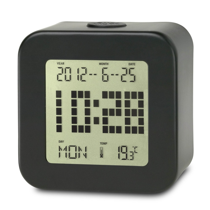 Reloj Despertador Digital DCD-23B