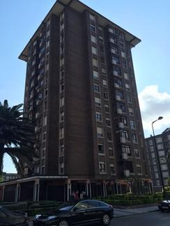 Retirada de cubierta en la Calle Puerto de Tarna Nº 10 en Gijón