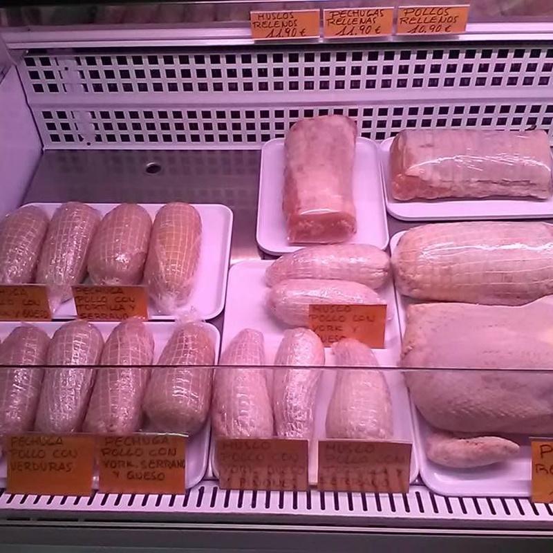 Pollo: Carnicería de Carnicería Artesana Miralles