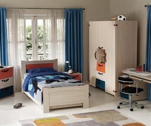Las mejores soluciones de almacenaje en dormitorios juveniles
