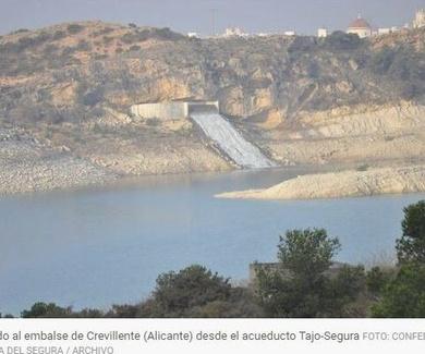 España cierra el 3º año más seco de la década a pesar de las lluvias torrenciales de septiembre