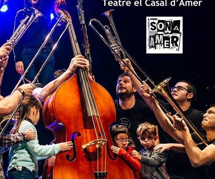 Can Jepet y la cultura - Ciclo de conciertos -