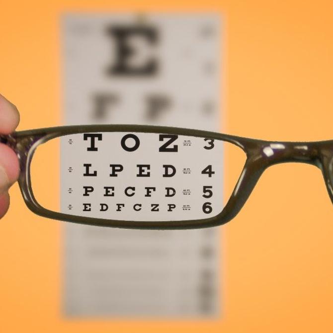 ¿Influyen los defectos visuales en el psicotécnico?